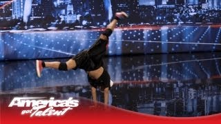 Lil Demon Dance His Way to Vegas With His Hot Hip-Hop Moves - America's Got Talent