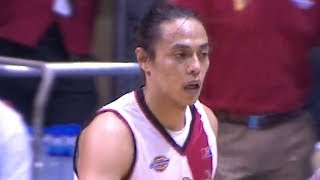 Terrence Romeo giving Nico Elorde some dancing lessons | PBA Philippine Cup 2019
