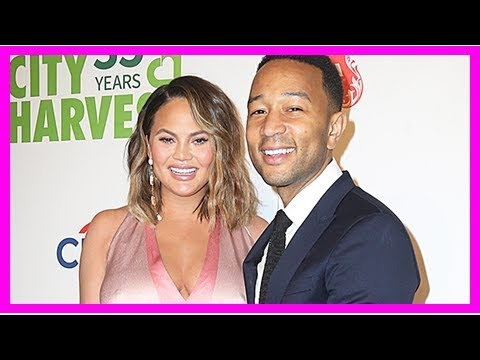 Chrissy Teigen Gives Birth: She & John Legend Welcome Baby #2 — A Precious Son