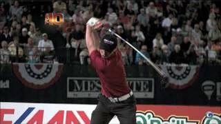 Jamie Sadlowski on Golf Channel Top 10 Big Bombers - 2010