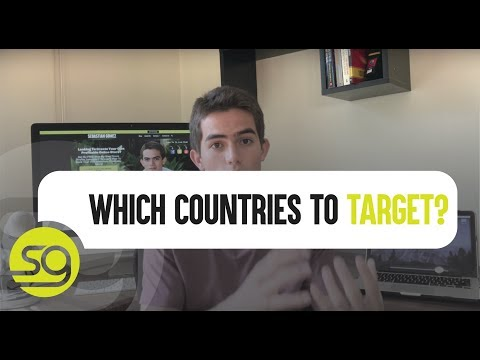 Which Countries To Advertise Your Products To | #49