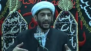 09 - Commentry of Ziyarat Waritha - Sheikh Jaffer Ladak - 2013 / 1435