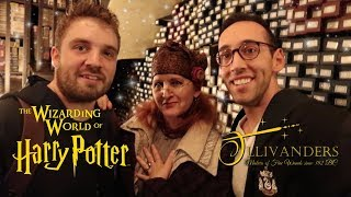Ollivanders Wand Ceremony at Wizarding World of Harry Potter | Universal Studios Orlando