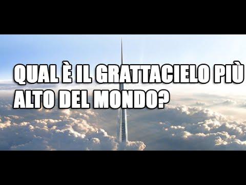 qual'è il grattacielo più alto al mondo?