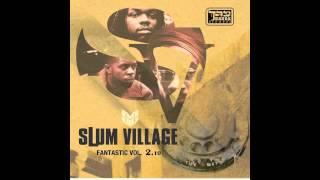 Slum Village - Eyes Up (Instrumental)