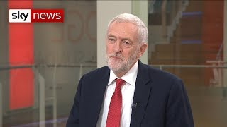 Corbyn says another Brexit referendum is an 'option for the future'