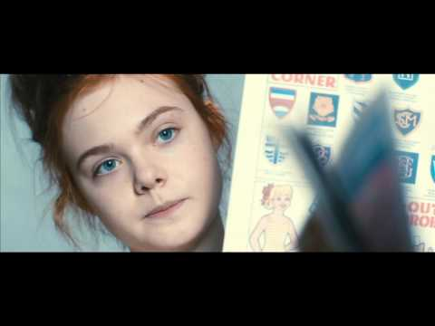 Clip from Ginger & Rosa with Elle Fanning and Alice Englert