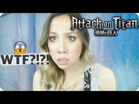 Video Reacting to ATTACK ON TITAN for the FIRST time! download in MP3, 3GP, MP4, WEBM, AVI, FLV January 2017