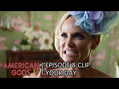 Your Day | American Gods Episode 8 Clip: Come To Jesus