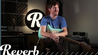 "Nick Reinhart, of Tera Melos and Pedals & Effects, came by the Reverb office to goof off with a few pedals from his youth. First Nick shows us how he used the DOD DFX9 to create ""Melody 3"" from Tera Melos' record 'Untitled'. Next, Nick shows us the Boss PH-2 Super Phaser, another of his first pedals. Lastly, Nick throws them all together with an EarthQuaker Devices Hoof Fuzz and brings the past into the present. Read more about Nick Reinhart at http://bit.ly/2hH5ty0"