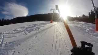 Igls Austria  city pictures gallery : Skiing in Innsbruck (Igls)