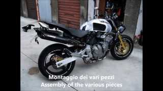 8. How to: Come fare Wrapping su Honda Hornet 600