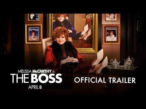 The Boss (Trailer)