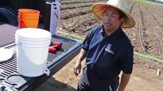 Making your own handwashing station - in Hmong