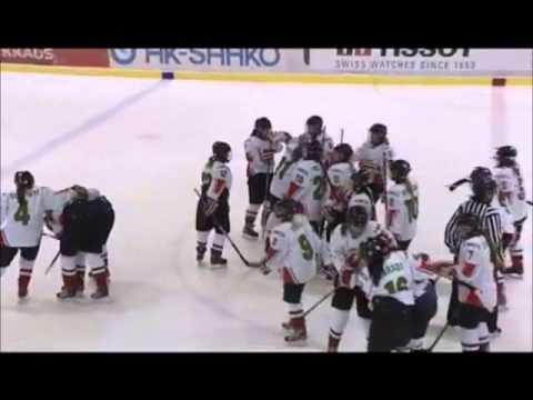 Hungarian Women Ice Hockey Team U18