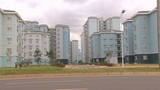 Chinese companies have built cities out of the bush in Angola, but they have few residents. CNN's David McKenzie reports. For more CNN videos, check out our ...