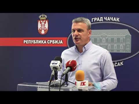 ОДРЖАНА 109. СЕДНИЦА ГРАДСКОГ ВЕЋА