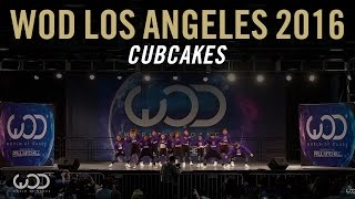 Cubcakes | Exhibition Youth Division | World of Dance Los Angeles 2016 | #WODLA16
