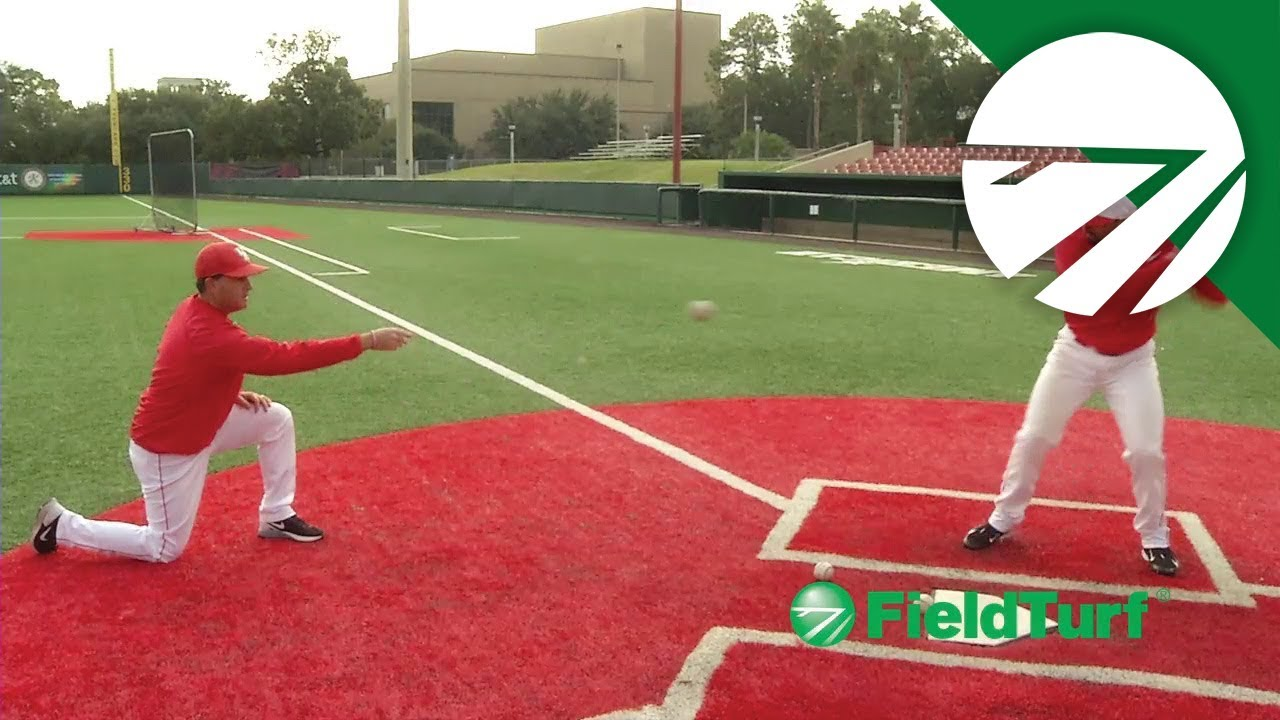 SOFT TOSS HITTING DRILL – BASEBALL TRAINING WITH TODD WHITTING
