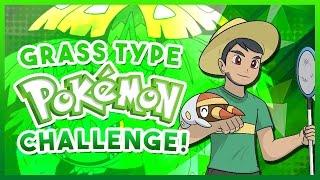 GRASS TYPE POKEMON CHALLENGE! Pokemon Quiz with aDrive! by aDrive