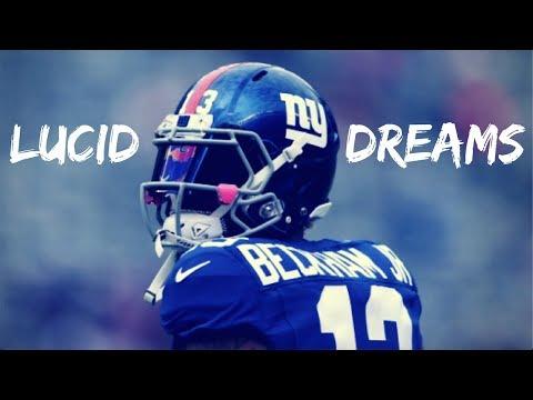 Odell Beckham Jr. Mix - Lucid Dreams / 2018