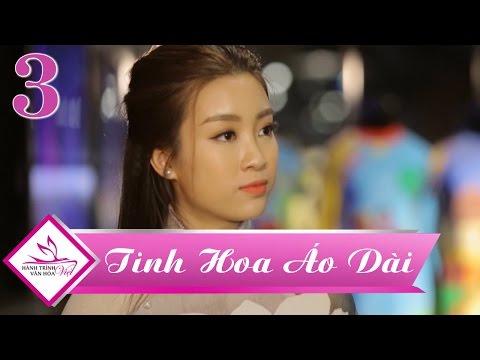 Hành Trình Văn Hóa Việt | Tinh hoa áo dài - Tập 3: Hoa hậu Mỹ Linh, MC Vũ Mạnh Cường