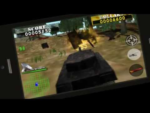 Video of Tank War Defender