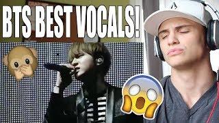 Video BTS Best Live Vocals REACTION MP3, 3GP, MP4, WEBM, AVI, FLV Agustus 2018