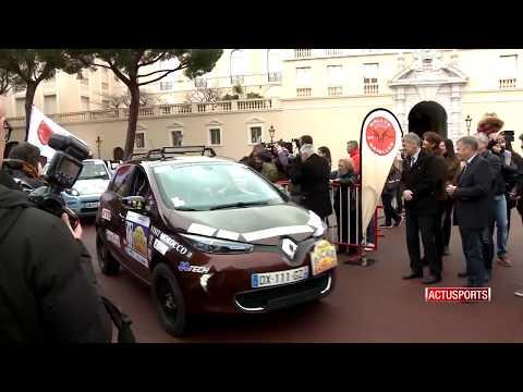 Rallye : La Principauté représentée au Rallye des Gazelles