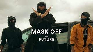 "Mask on or mask off? Either way, you are going to want to see this crazy Dance Story from Hit That Dance Network and Legendary Boyz. The visuals in this one are amazing. #DanceStoriesSubscribe to DanceOn!►► http://bit.ly/DanceOnYTDanceOn brings you Dance Stories, where we put the creative reins in the hands of our DanceOn Network talent and help them bring their unique vision to life! This video was choreographed by Legendary Boyz featuring ""Mask Off"" by Future. -CONNECT WITH HIT THAT DANCE NETWORK-YouTube: https://www.youtube.com/channel/UC62lymOgQzOKPiQnDmivijgInstagram: https://www.instagram.com/hitthatdance/Facebook: https://www.facebook.com/HitThatDance/-CONNECT WITH DANCEON-YouTube: http://www.youtube.com/danceonTwitter: https://twitter.com/DanceOnFacebook: https://www.facebook.com/DanceOnNetworkInstagram: http://www.instagram.com/DanceOn-CONNECT WITH FUTURE-Site: https://freebandz.comYouTube: https://www.youtube.com/user/FutureVEVOFacebook: https://www.facebook.com/FutureOfficial/Twitter: https://twitter.com/1futureInstagram: https://www.instagram.com/future/-WHO DID THIS?-VP of Production: Cara GoldbergVP of Content & Platform Strategy: Roxanne TetiDirected by: Hit That Dance NetworkChoreography/Dancers: Legendary BoyzMusic by: Future - Mask OffMusic Partnerships: Erica Forster, Jason CienkusIf you wanna be all official about it: For DanceOn music partnership inquiries: music@danceon.comFor DanceOn talent partnership inquiries: recruiting@danceon.com For press inquiries, we'd love to chat!: press@izo.com"