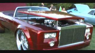This is a video clip of the Phantom Donk at a Cincinnati, Ohio area car show. This car was built by Spade Kreations in Cincinnati, Ohio. For more information visit ...