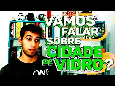 DISCUSSÃO DE CIDADE DE VIDRO, CASSANDRA CLARE (COM SPOILERS!) | Livraria em Casa