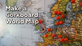 Maps are cool! Putting pins into things is maybe even cooler! Time to combine the two and make a corkboard worldmap to pin all your favourite places!The David Rumsey Map Collection can be found here: http://www.davidrumsey.com/view/viewFollow and like Switch & Lever on:Facebook: https://www.facebook.com/SwitchAndLeverInstagram: http://instagram.com/switchandleverTwitter: https://twitter.com/switchandleverPinterest: http://www.pinterest.com/switchandlever/Linkedin: http://www.linkedin.com/profile/view?id=174927629And check out the Switch & Lever online store at:http://www.switchandlever.com/store/--------------------------------------------Any corporations or brands possibly featured in this video have in no way been involved in its making, nor are they sponsoring this video.---------------------------------------MusicChill Tune by Nicolai HeidlasCC BY 4.0ImagesEurope - Charles CleggCC BY-SA 2.0IMG_0714 - N i c o l aCC BY 2.0Google Street View camera cars in Gorzów Wielkopolski - Staszek99CC BY-SA 3.0Explorer - Sakeeb SabakkaCC BY 2.0Frame 16 - Ornate Gold - StephenCC BY 2.0Exchange Money Conversion to Foreign Currency - epSos.deCC BY 2.0