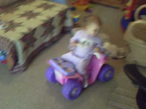 HOPE TRICK RIDING ATV