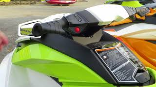 7. 2017:2018 Sea Doo GTI 90HP Review