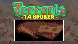 In today video we are taking a look at a brand new Terraria 1.3.6 spoiler!    Want More? Click Here:Top 5 Playlist: https://tinyurl.com/j7tjw8pTerraria Yo-Yo Let's Play: https://tinyurl.com/ybaeo9yqIn today's video, we are taking a look at a new 1.3.6 spoiler, this one is all about a new crimson biome background! this is for pc update 1.3.6Purchase Terraria Here: http://store.steampowered.com/app/105600/Terraria/Follow:http://www.twitter.com/jamesrobertbenn