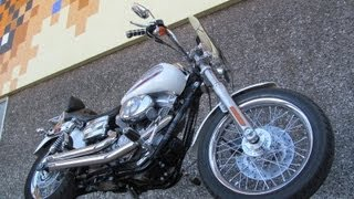8. Used 2006 Harley-Davidson 35th Anniversary Super Glide Motorcycle For Sale