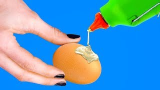 Video 28 EGG HACKS FOR CHILDREN MP3, 3GP, MP4, WEBM, AVI, FLV Juli 2018