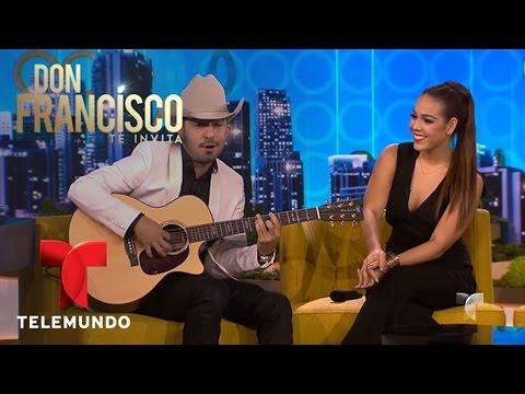 Joss Favela le pide matrimonio a Danna Paola | Don Francisco Te Invita | Entretenimiento
