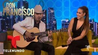 Joss Favela le pide matrimonio a Danna Paola   Don Francisco Te Invita   Entretenimiento