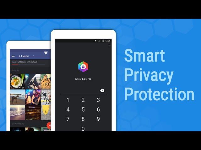 Hexlock - The Smart App Locker