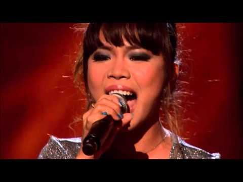 4th Impact - Vocal Range Live X-Factor 2015 (C3 - G#5 - Bb6)