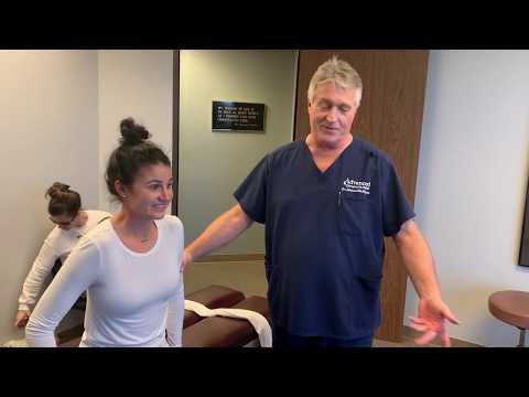 OMG 20 + Years Of Pain & Suffering 1st Chiropractic Adjustment-OMG!!!