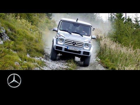 Mercedes-Benz G-Class: Extreme Offroad Test   #MBFanFilm