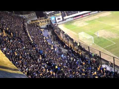 Boca Cerro Lib16 / Gol de Perez - La 12 - Boca Juniors