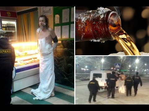 Man escapes from hospital after surgery and wearing bedsheets to buy BEER