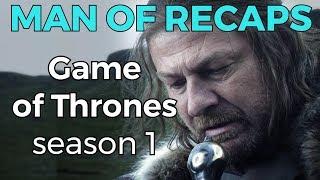 I recap all of season 1... IN JUST 10 MINUTES!!!