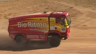 AFRICA ECO RACE 2019 1ª Etapa