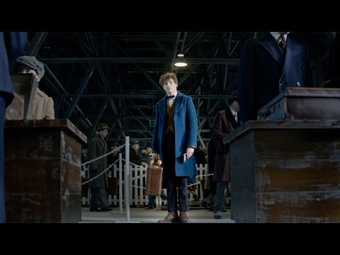 Fantastic Beasts and Where to Find Them (Featurette 'A New Hero')