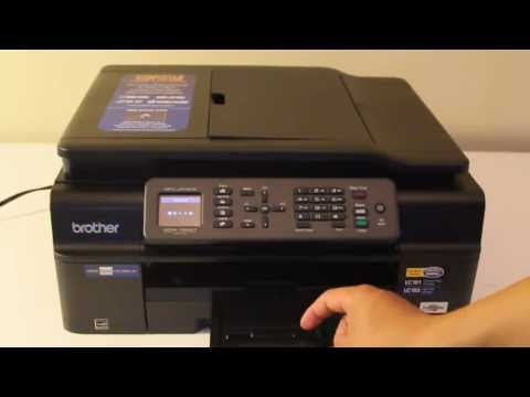 Brother MFC-J475DW All-In-One Printer Scanner Copier Fax